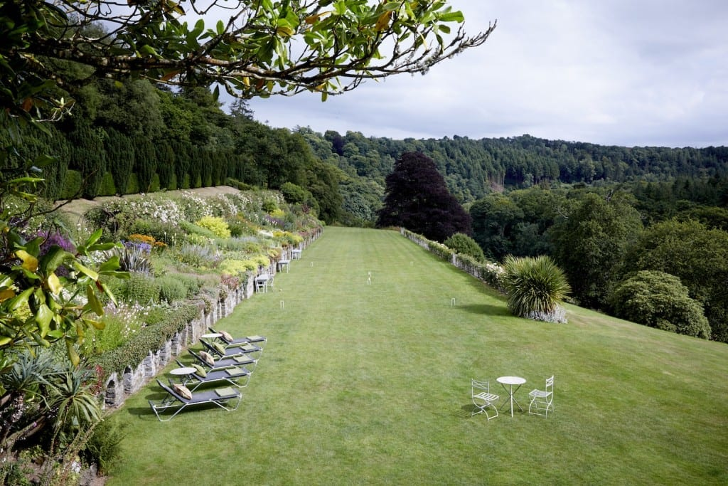 Endsleigh Hotel Garden View