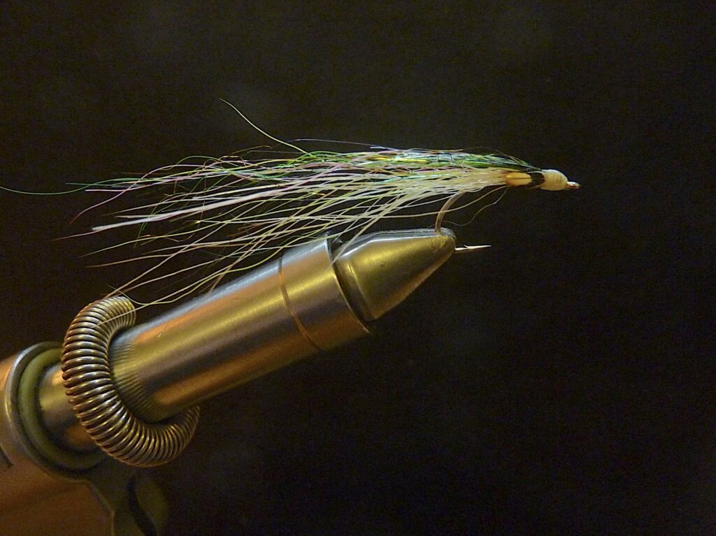 Coastal Cutthroat Streamer Pattern