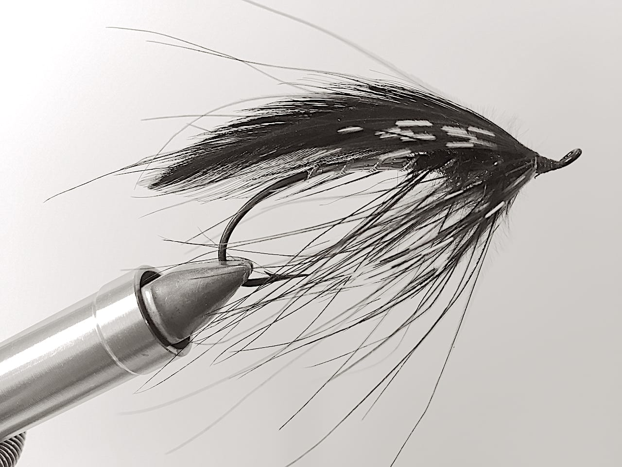 Black Heron Spey Fly - Spey Flies