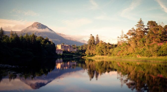 Ballynahinch Castle – The Maharaja's Fly Fishing Spot
