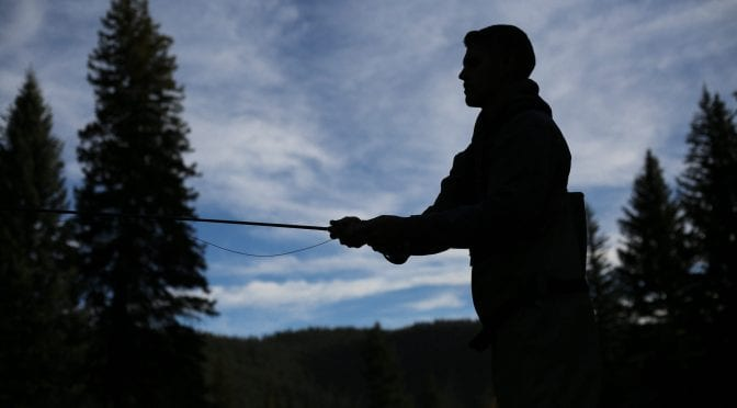 What Fly Fishing has taught me about life and business