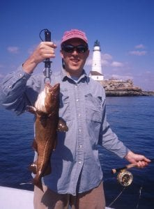 The Wading List Tom Keer Boston Fishing on a Fly XI