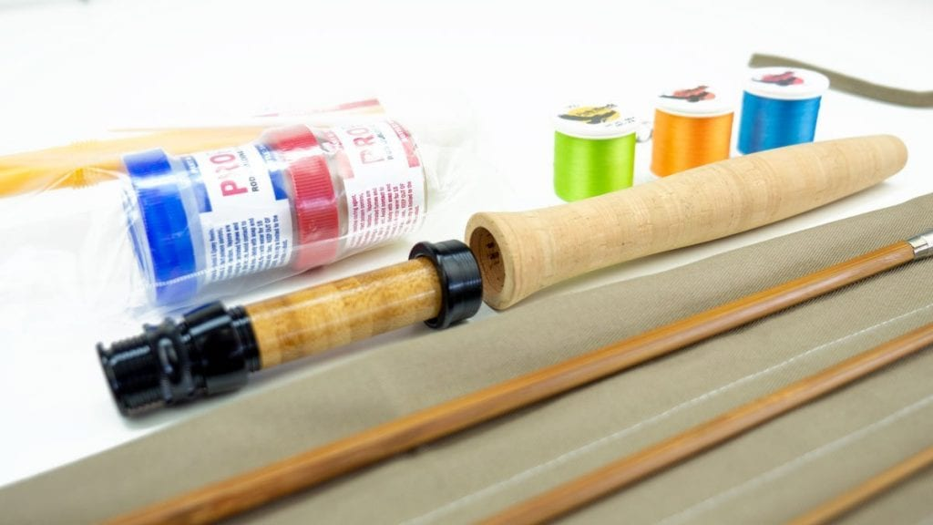 Epic fly rod building kit