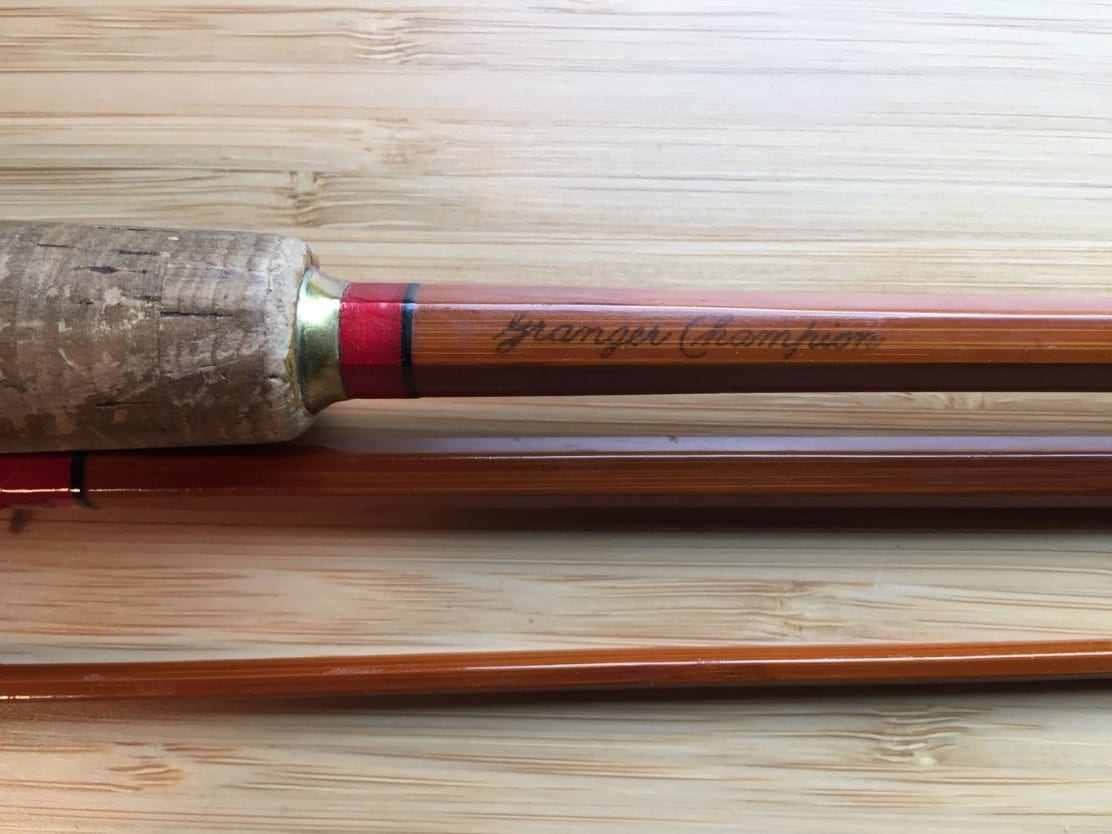 Granger Champion 9050 9' 5-6 weight fly rod