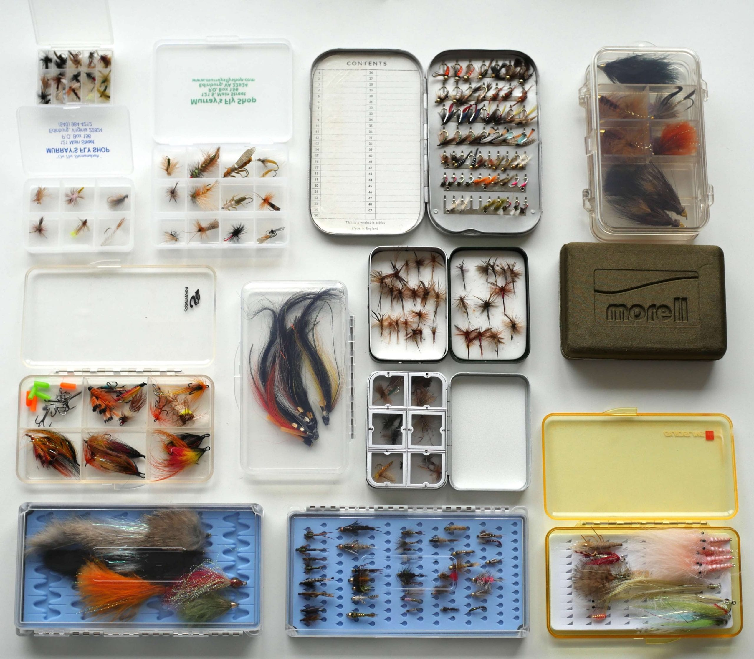 Fly Box Guide