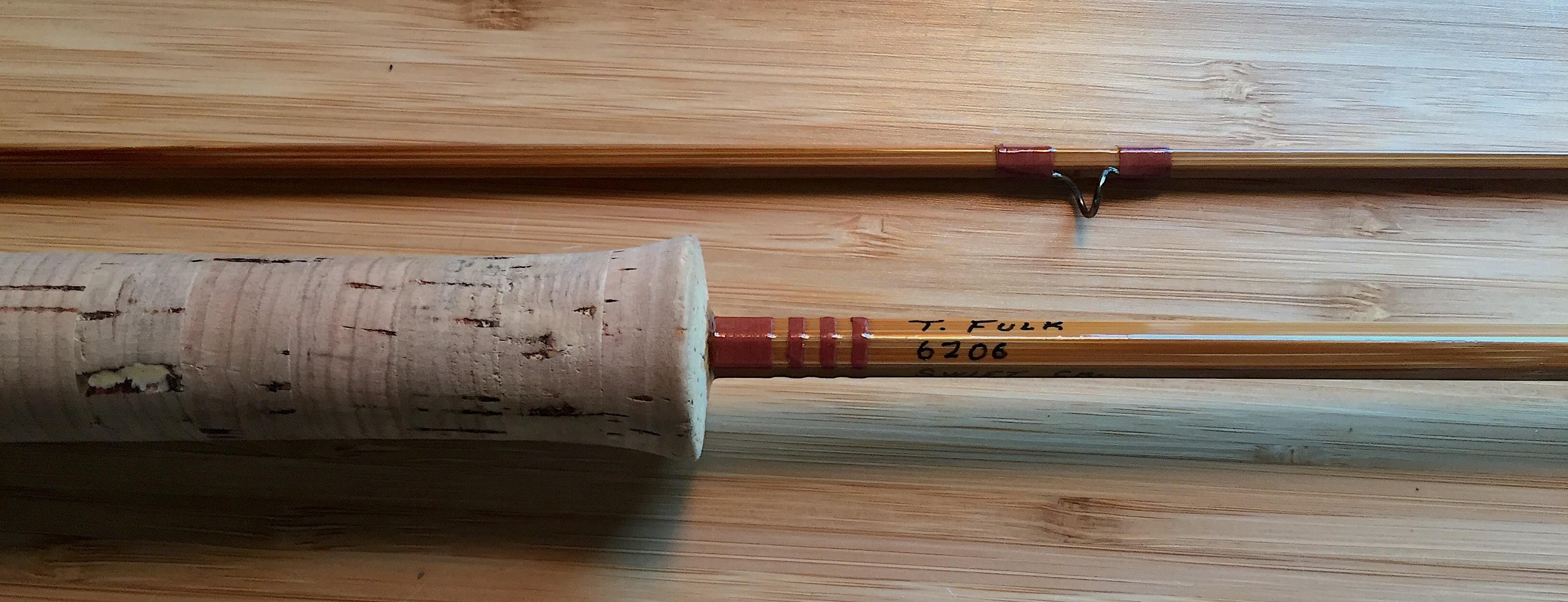 Tom Fulk Bamboo Fly Rods