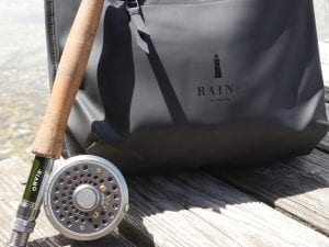 Rains Backpack Front View