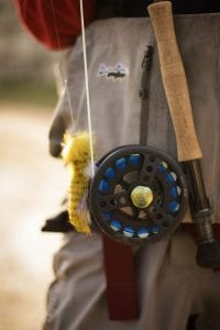fishing big streamers for marble trout