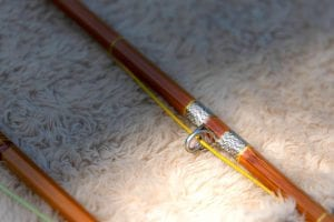 Fly Rod Wrapping