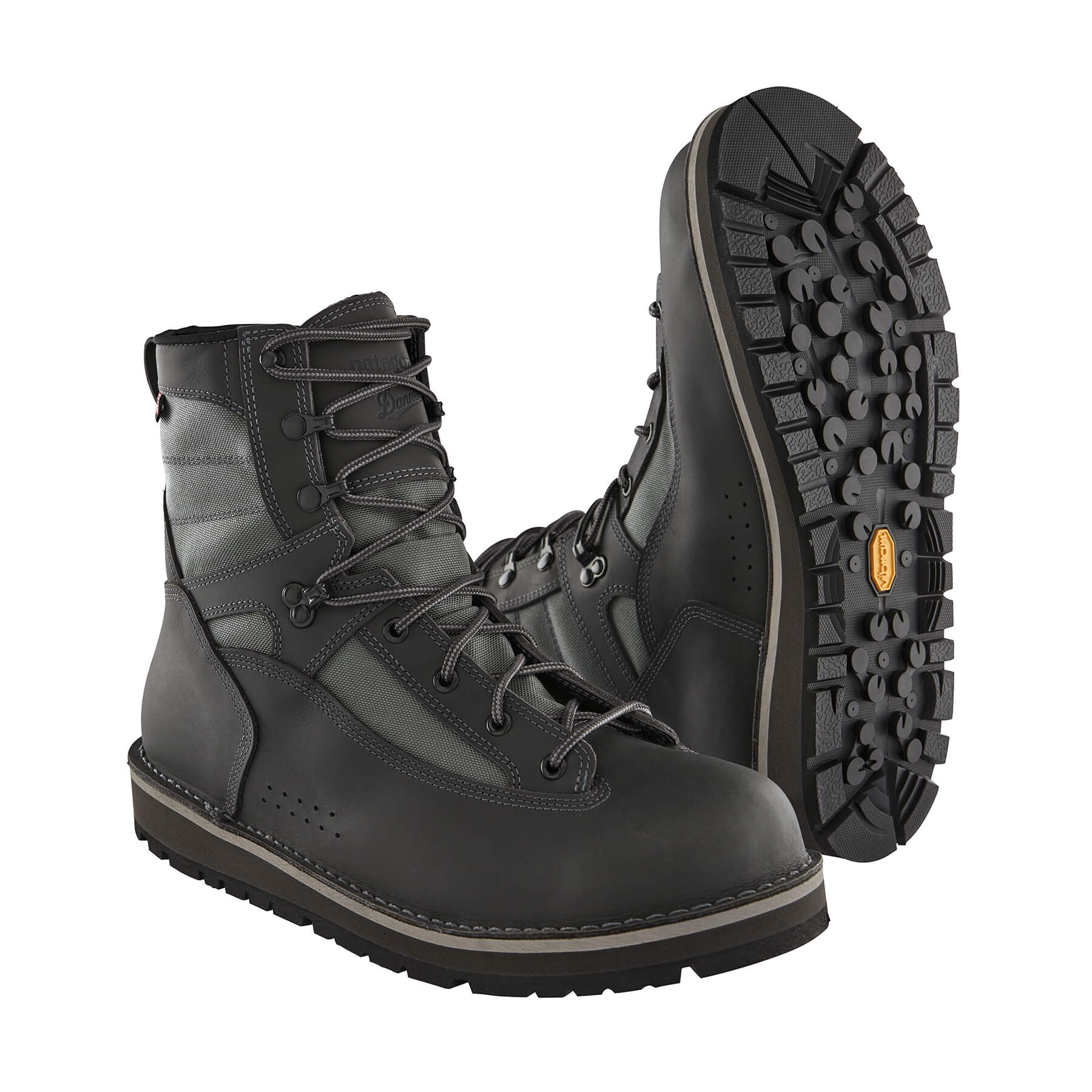 Patagonia Foot Tractor Wading Boots Sticky Rubber