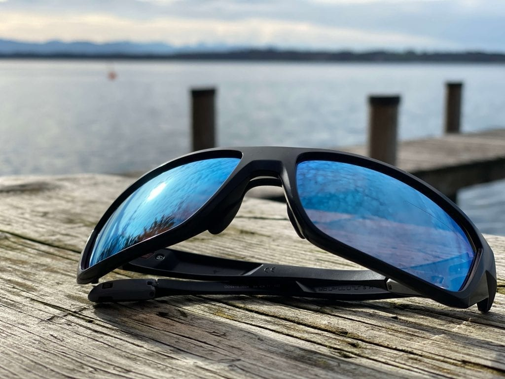 Oakley Split Shot Prizm Fly Fishing Sunglasses