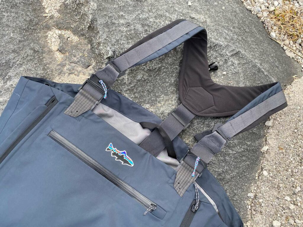 Patagonia-Mens-Swiftcurrent-Expedition-Waders-Suspender-System-Top-View