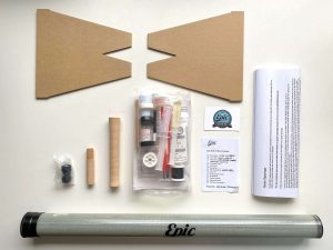Epic Fly Rod Building Kit Content