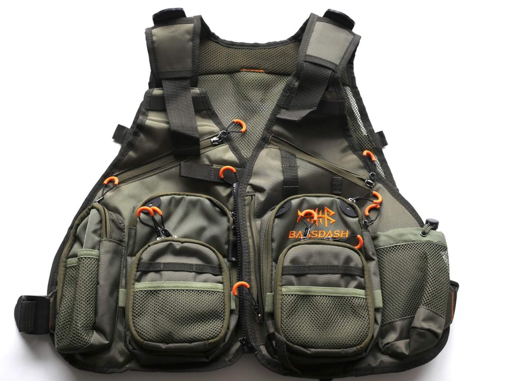 Bass Dash Fishing Vest