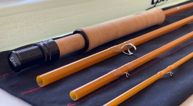 Building a Fiberglass Fly Rod on your own