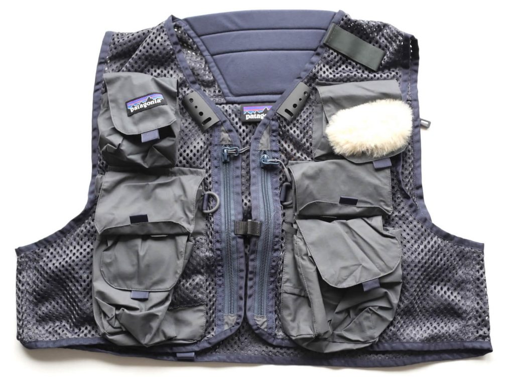 Patagonia Mesh Master II Fly Vest Front View