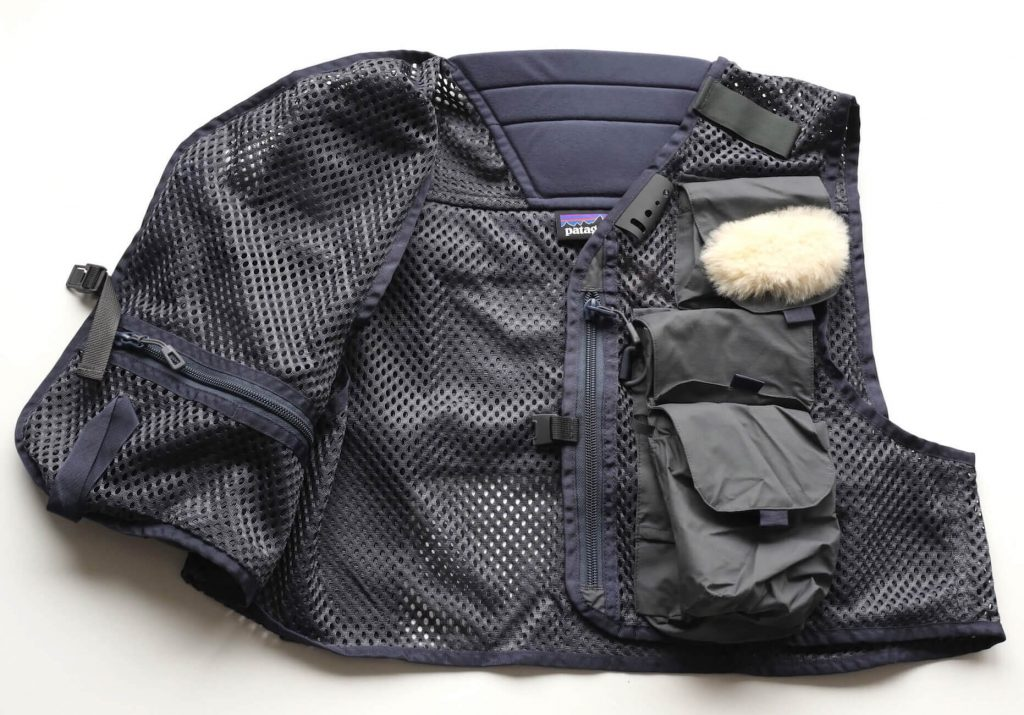 Patagonia Mesh Master II Fly Vest Inside