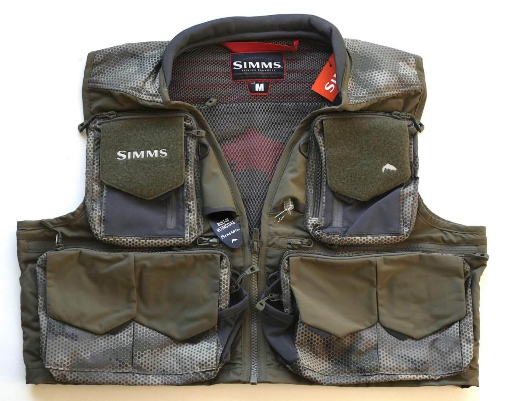 Simms Freestone Fly Vest: Gifts for Fisherman