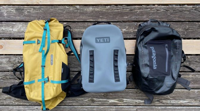 Fly Fishing Backpack Test 2020: Three Waterproof Choices