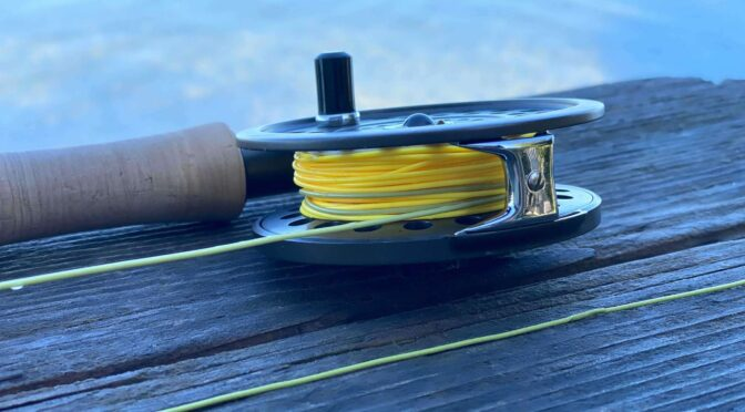 Review: Elite Rio Gold Fly Line