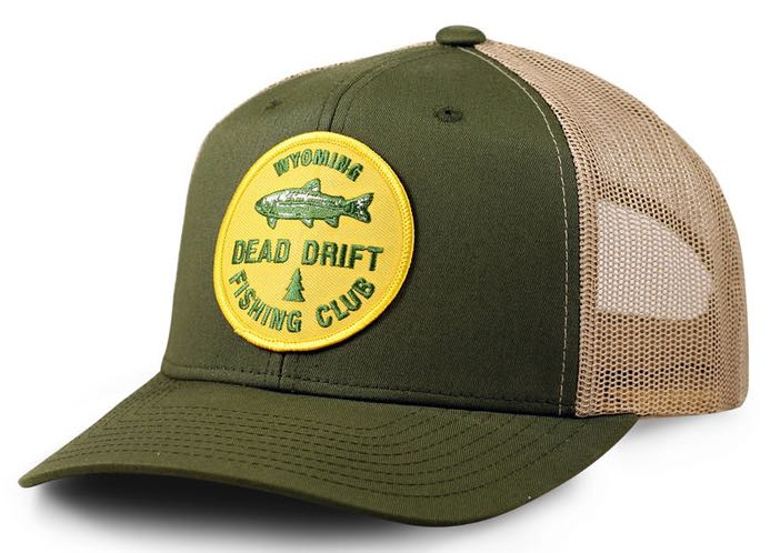 Dead Drift Fly Fishing Club Hat