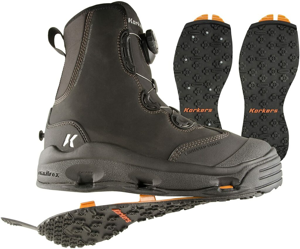 Korkers Devil's Canyon Fly Fishing Boots