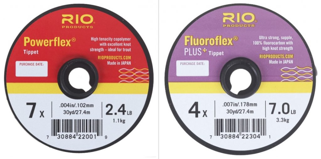 Monofilament vs Fluorocarbon Fly Fishing Tippets