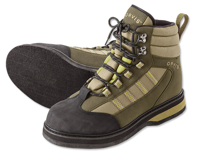 Orvis Encounter Fly Fishing Boots Felt Sole