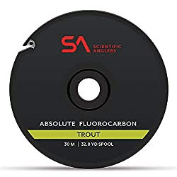 Scientific Anglers Absolute Trout Fluorocarbon