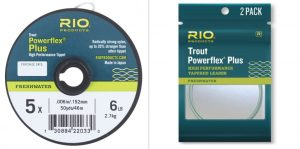 Fly Fishing Tippet and Fly Fishing Leader