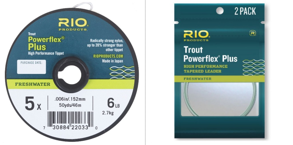 Fly Fishing Tippets and Fly Fishing Leaders