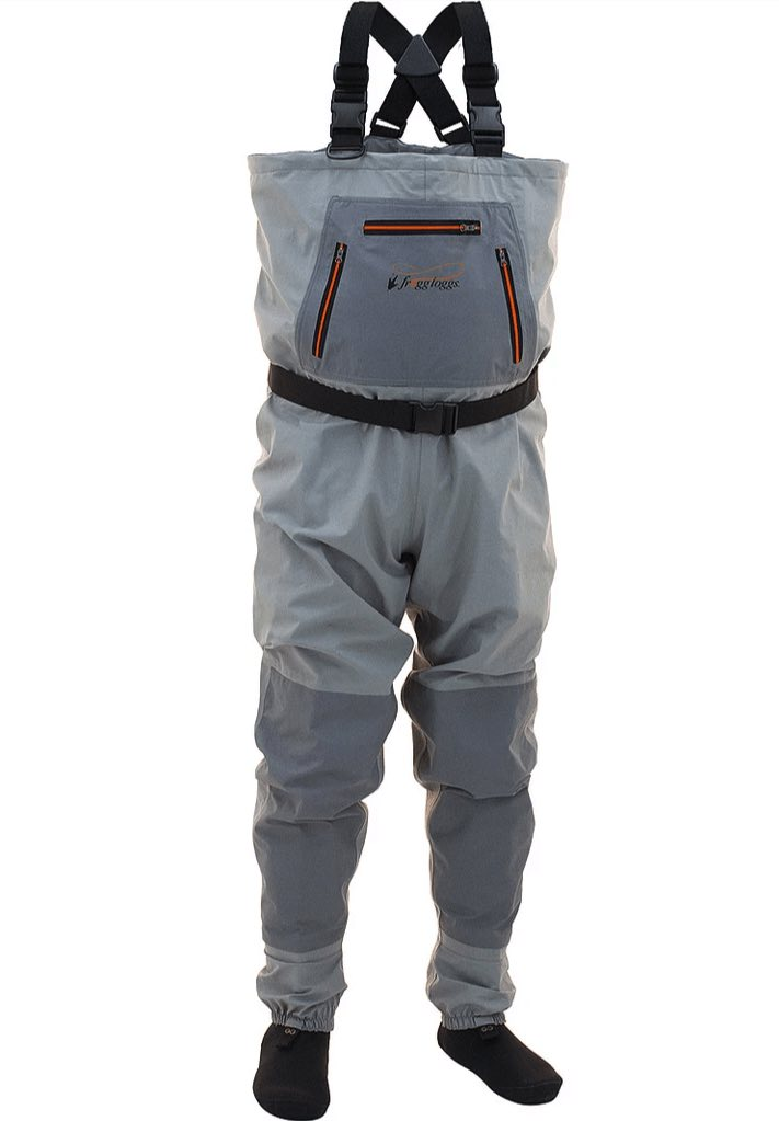 Froggtoggs Hellbender Waders for Fly Fishing