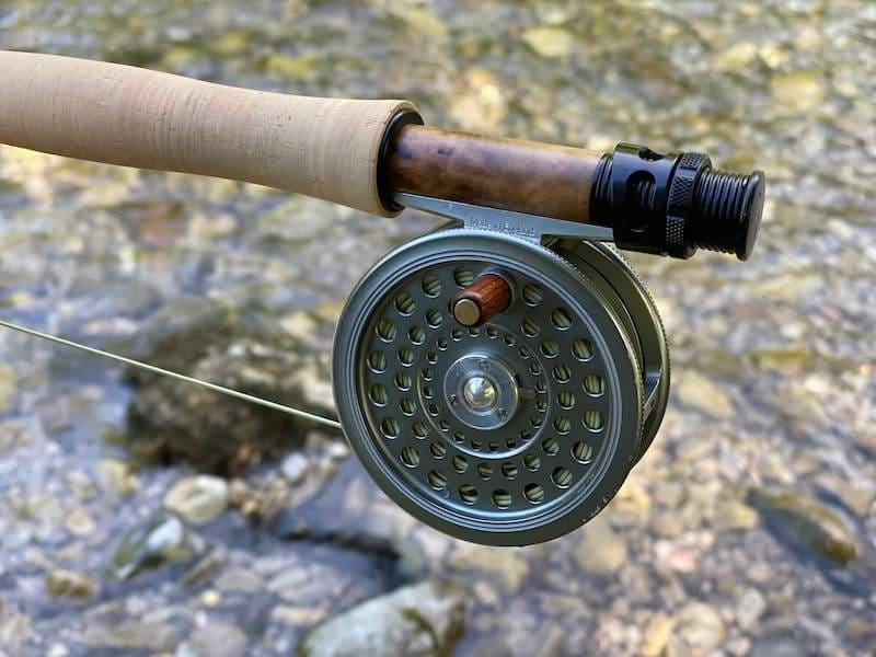 Nam Fly Rod as part of the Best Trout Fly Reels Guide