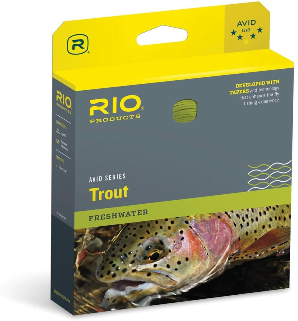 RIO Products Fly Line Avid Trout