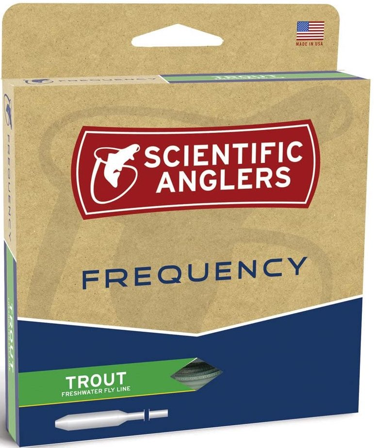 Scientific Anglers Frequency Trout Double Taper Fly Line