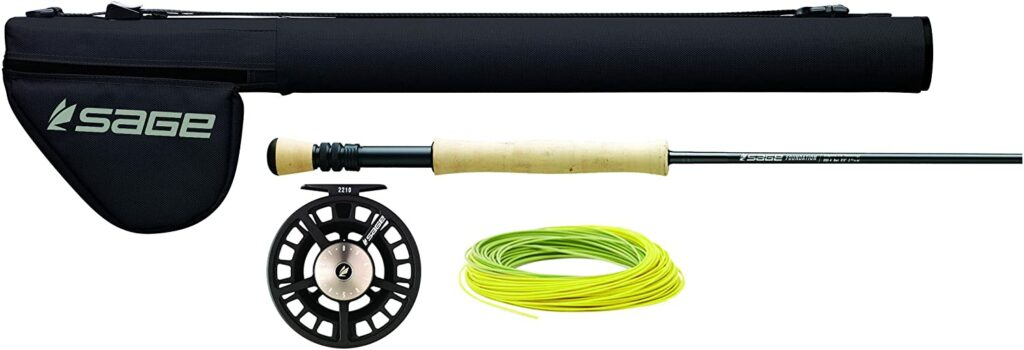 Sage Foundation Fly Rod Combo