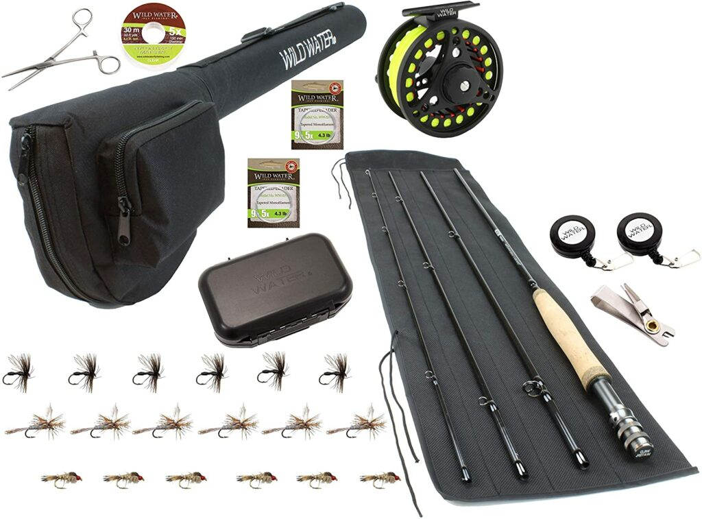 Wildwater Fly Fishing Set