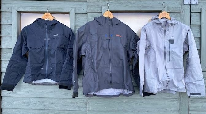 Patagonia Wading Jackets: Buyer's Guide 2021