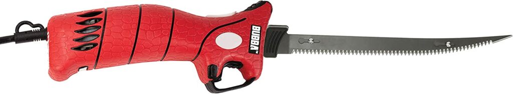Bubba Electric Fillet Knife Corded