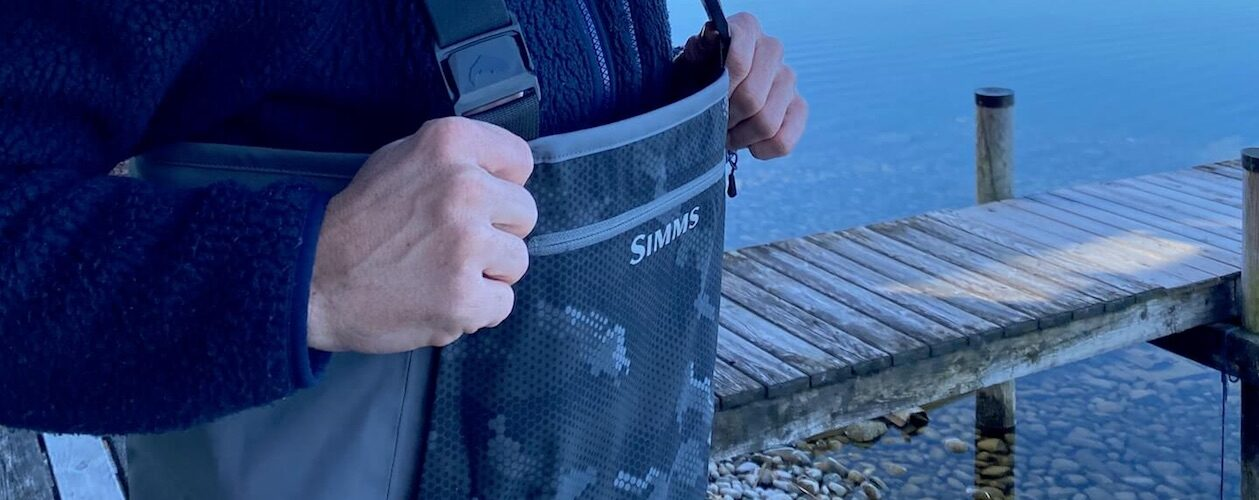 Simms Guide Classic Wader