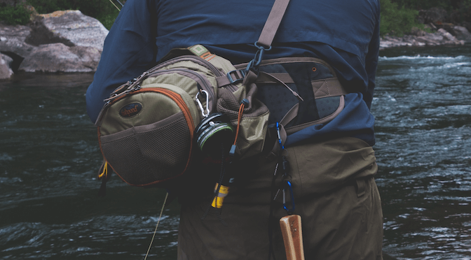 Guide to the Best Fly Fishing Hip Packs
