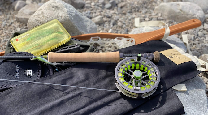 Hands on: the new Hardy Ultralite Fly Rod