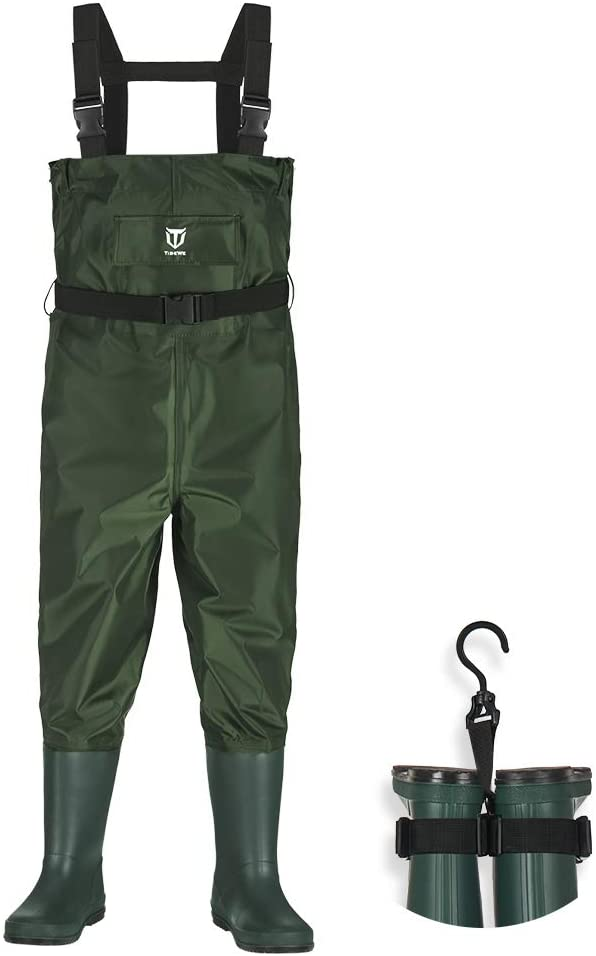 TIDEWE Chest Waders for Kids