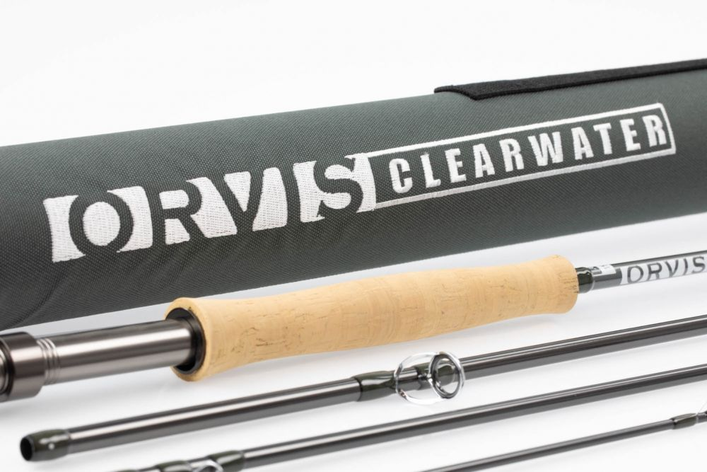 Orvis Clearwater 6 Piece Travel Fly Rod