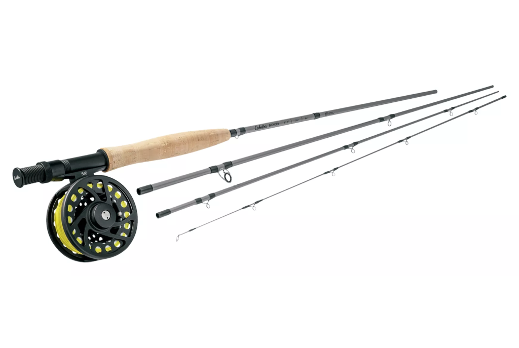 Cabelas Bighorn Fly Combo