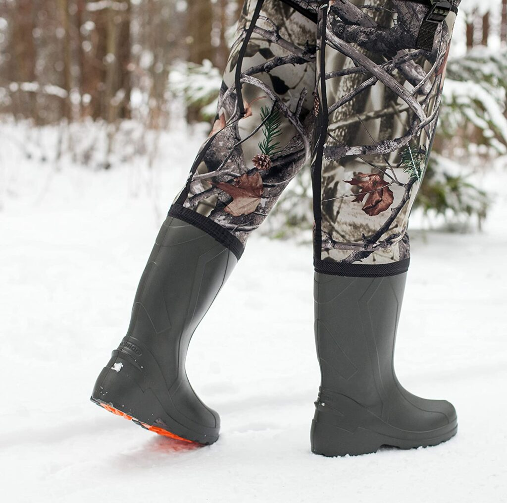 Nordman Fishing Hunting Waders for Men with Boots