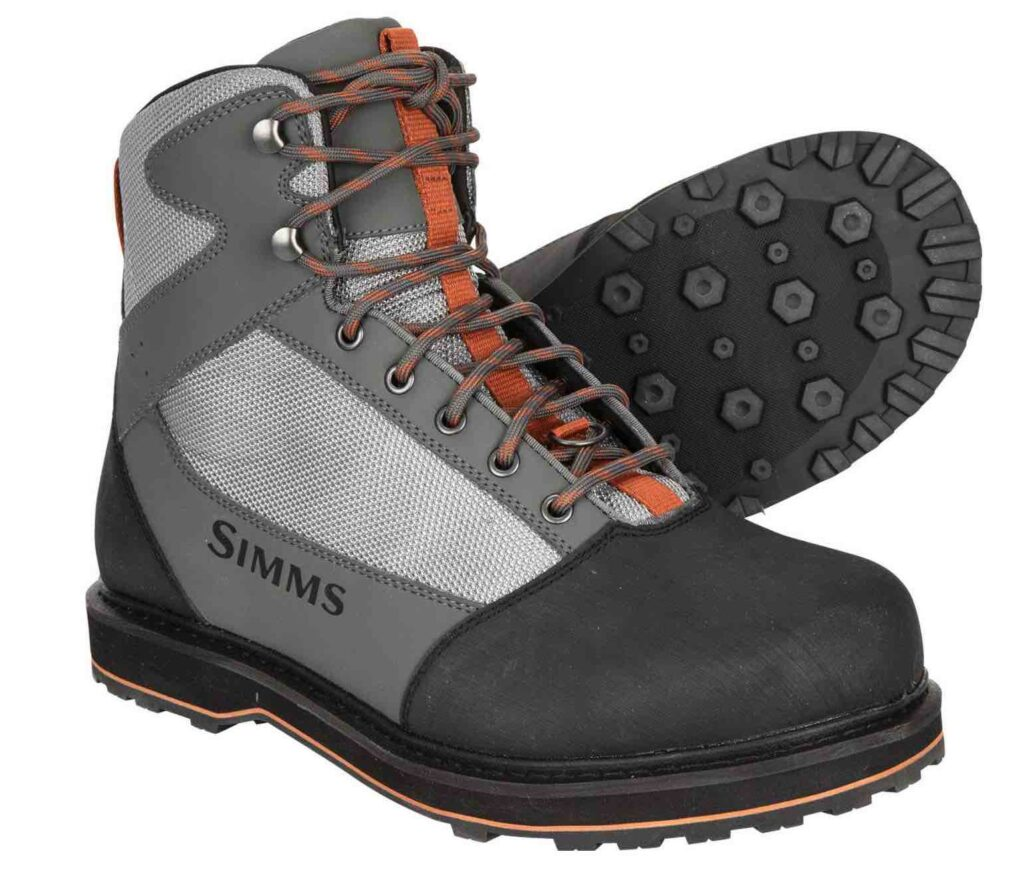 Simms Tributary Wading Boots for Fishing